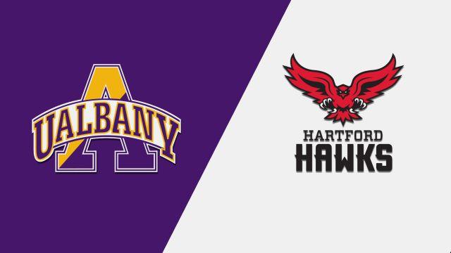 Albany vs. Hartford (W Basketball)