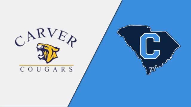 Carver vs. The Citadel (M Basketball)
