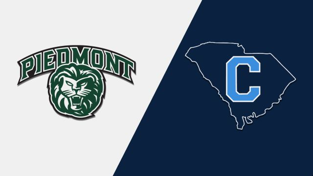 Piedmont College vs. The Citadel (M Basketball)
