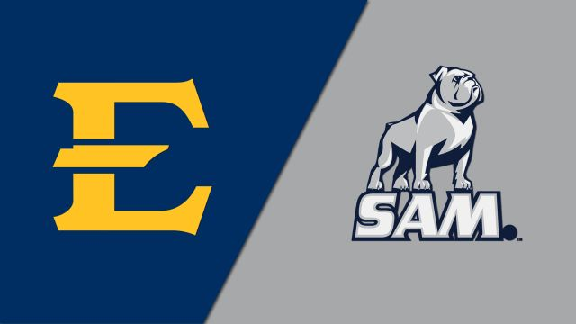 East Tennessee State vs. Samford (M Basketball)