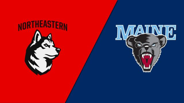 Northeastern vs. Maine (W Basketball)