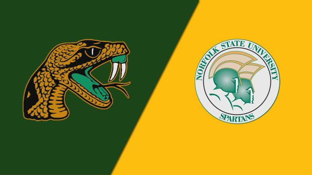 Mon, 1/27 - Florida A&M vs. Norfolk State (M Basketball)