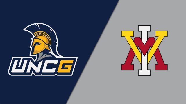 UNC Greensboro vs. VMI (M Basketball)