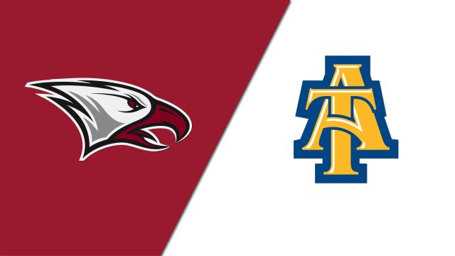 NC Central vs. North Carolina A&T (M Basketball)