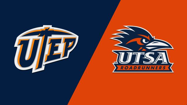 UTEP vs. UTSA (M Basketball)