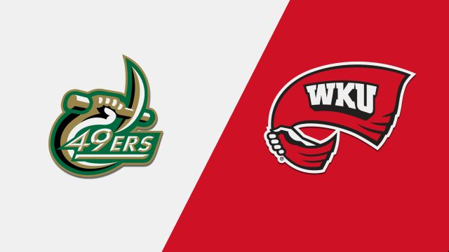 Charlotte vs. Western Kentucky (M Basketball)
