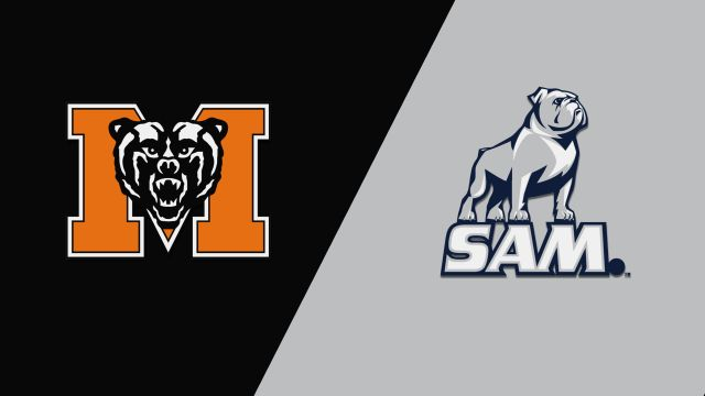 Mercer vs. Samford (M Basketball)