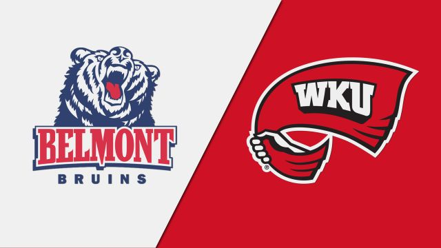 Belmont vs. Western Kentucky (W Basketball)