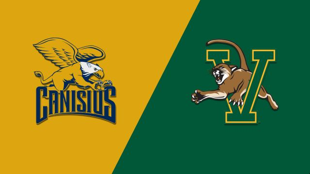 Canisius vs. Vermont (W Basketball)