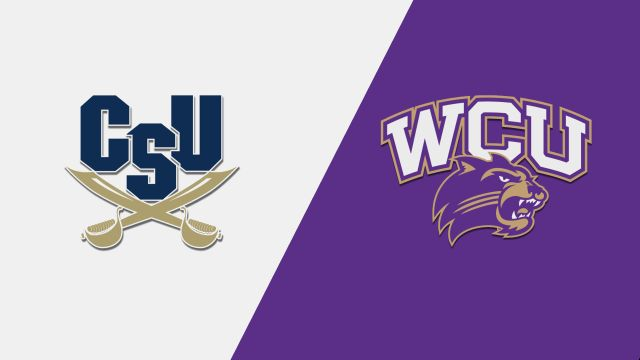 Charleston Southern vs. Western Carolina (W Basketball)