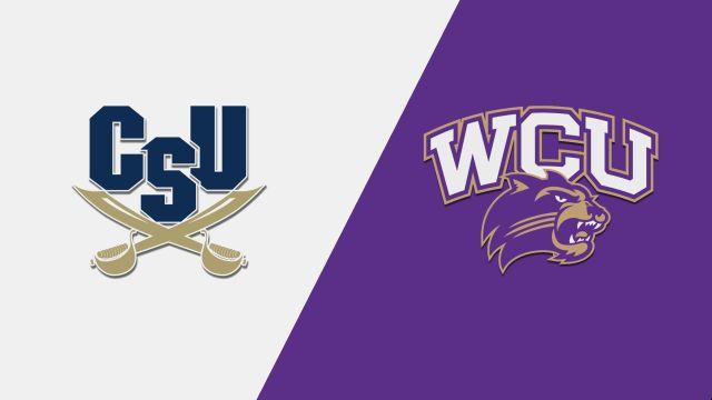 Charleston Southern vs. Western Carolina (W Basketball)