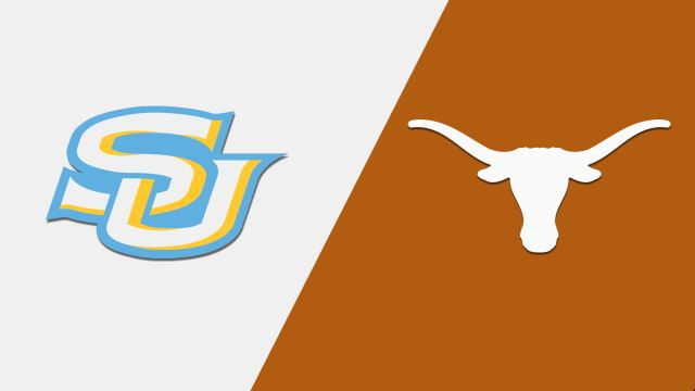 Southern vs. Texas (W Basketball)