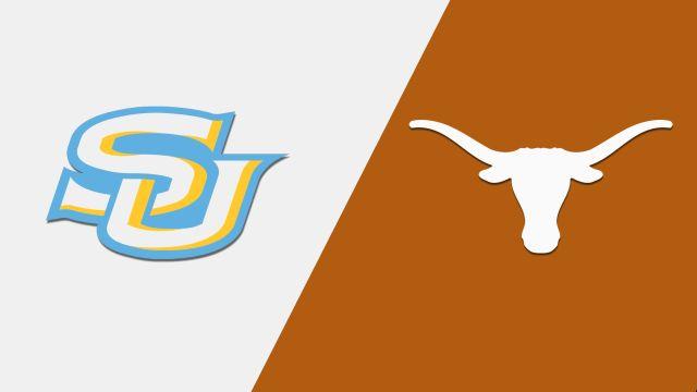 Southern vs. Texas (W Basketball)