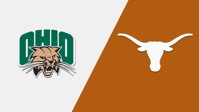 Ohio vs. Texas (W Basketball)
