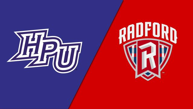 High Point vs. Radford (W Basketball)