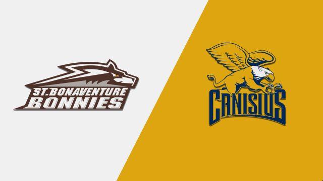 St. Bonaventure vs. Canisius (W Basketball)