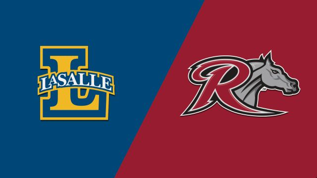 La Salle vs. Rider (W Basketball)
