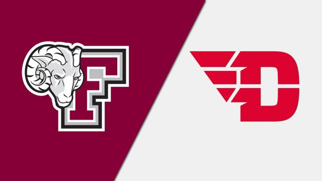 Sun, 1/26 - Fordham vs. Dayton (W Basketball)