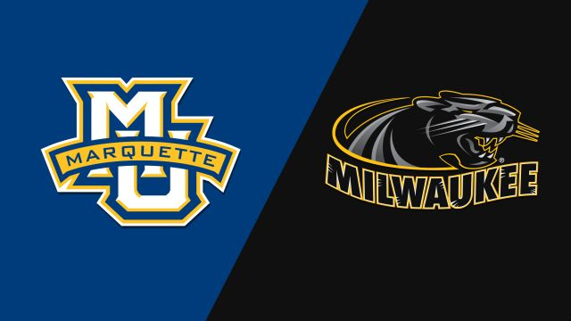 Marquette vs. Milwaukee (W Basketball)