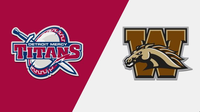 Detroit Mercy vs. Western Michigan (W Basketball)