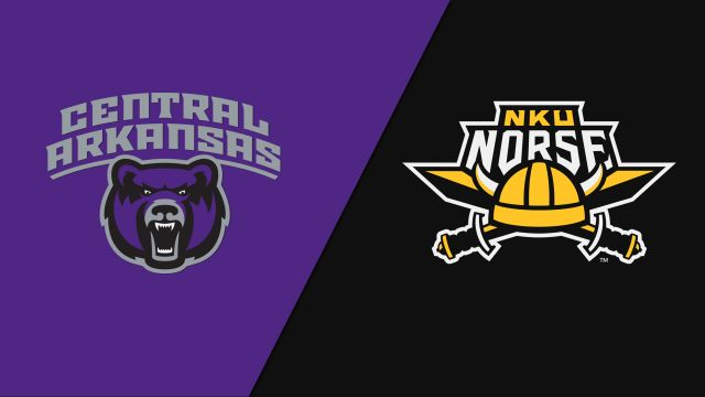 Central Arkansas vs. Northern Kentucky (W Basketball)