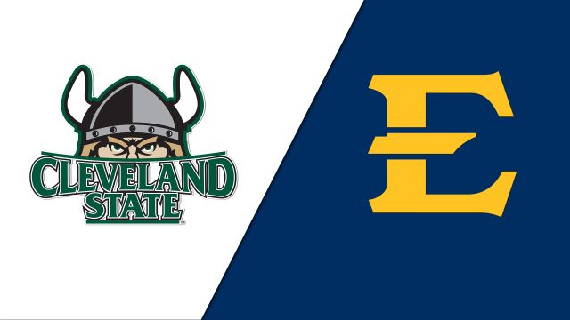 Cleveland State vs. East Tennessee State (W Basketball)