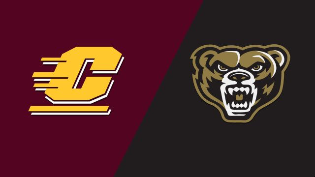 Central Michigan vs. Oakland (W Basketball)