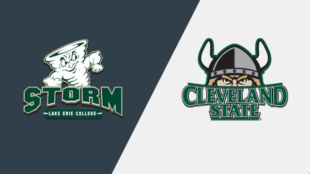 Lake Erie vs. Cleveland State (W Basketball)