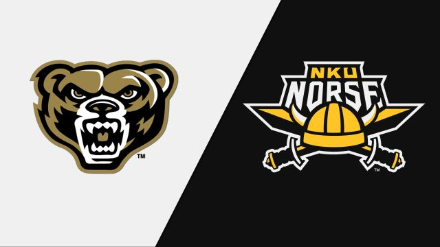Oakland vs. Northern Kentucky (W Basketball)