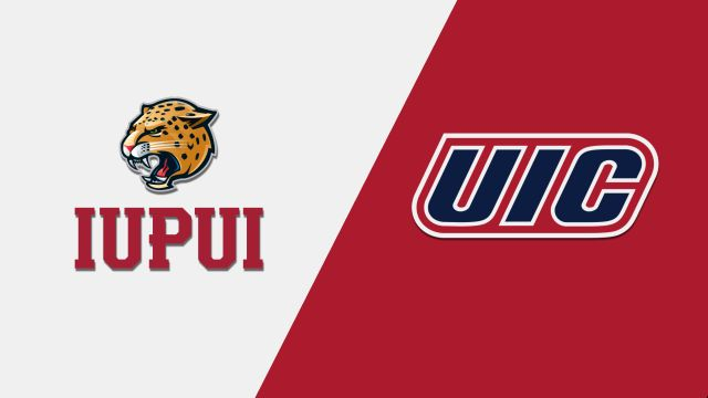 IUPUI vs. UIC (W Basketball)