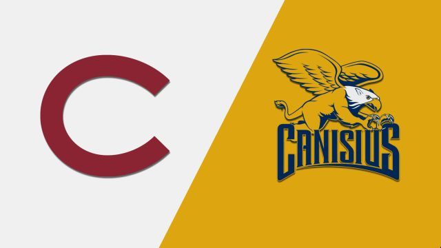 Colgate vs. Canisius (W Basketball)