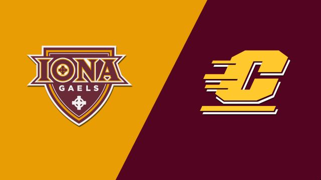 Iona vs. Central Michigan (W Basketball)