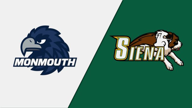 Monmouth vs. Siena (W Basketball)