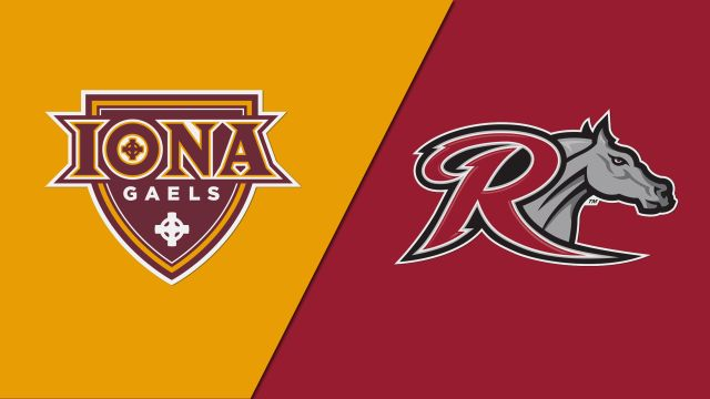 Iona vs. Rider (W Basketball)