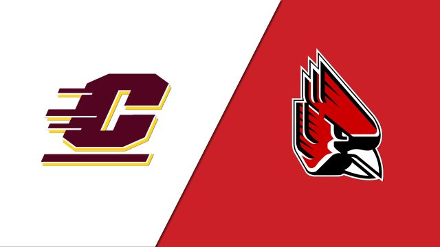 Central Michigan vs. Ball State (W Basketball)