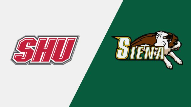 Sacred Heart vs. Siena (W Basketball)