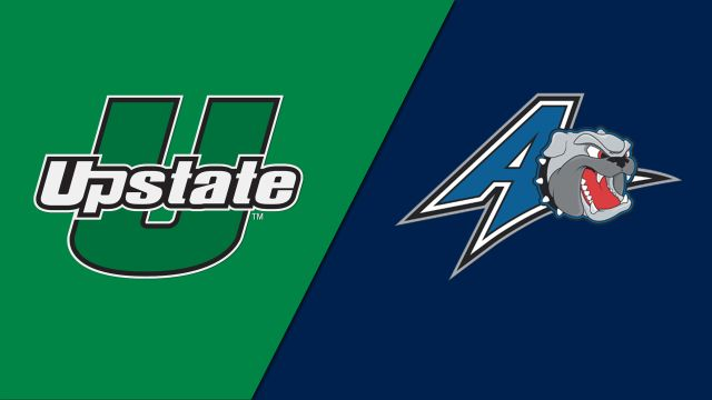 USC Upstate vs. UNC Asheville (W Basketball)