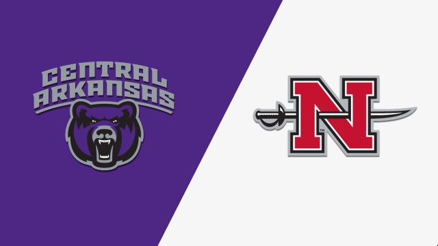 Central Arkansas vs. Nicholls (W Basketball)