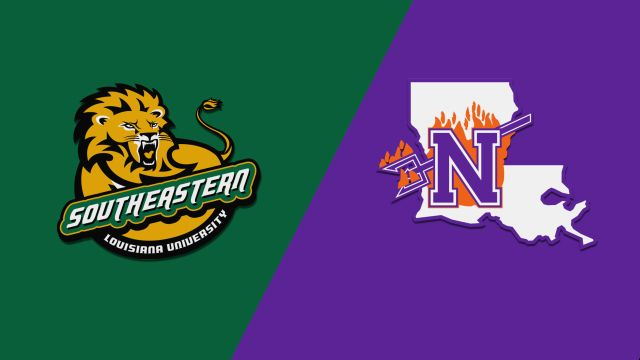 Southeastern Louisiana vs. Northwestern State (W Basketball)