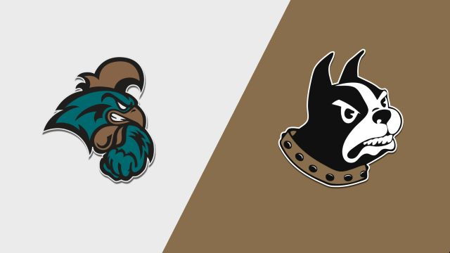 Coastal Carolina vs. Wofford (W Basketball)