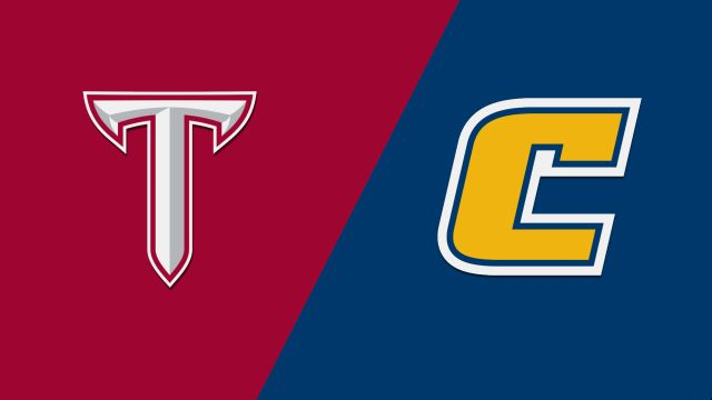 Troy vs. Chattanooga (W Basketball)