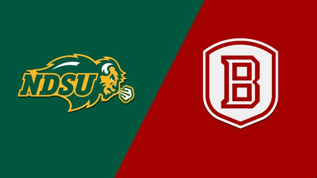 North Dakota State vs. Bradley (W Basketball)
