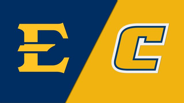 East Tennessee State vs. Chattanooga (W Basketball)