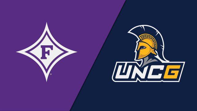 Furman vs. UNC Greensboro (W Basketball)
