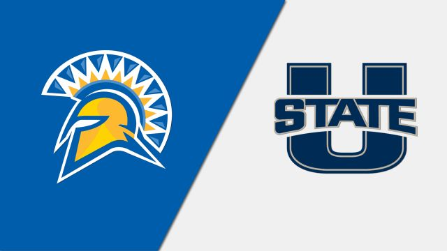 Tue, 2/25 - San Jose State vs. Utah State (M Basketball)
