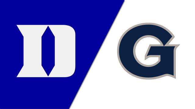In Spanish-Duke vs. Georgetown (Final) (2K Sports Classic)