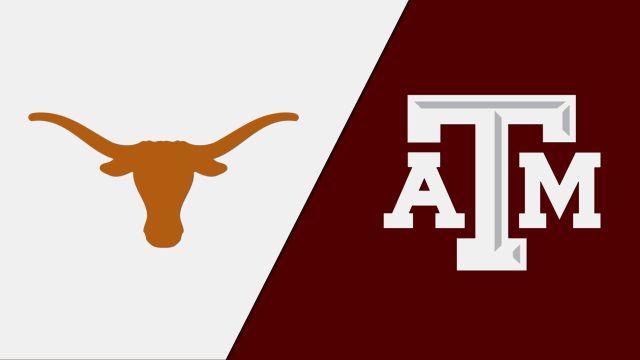 Texas vs. Texas A&M (First Round) (NCAA Women's Soccer Championship)