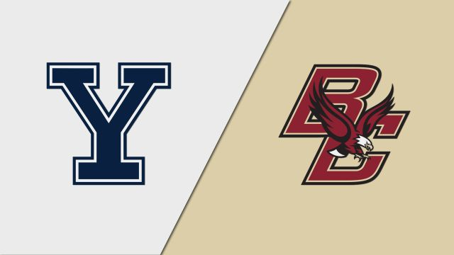 Yale vs. Boston College (First Round) (NCAA Men's Soccer Championship)