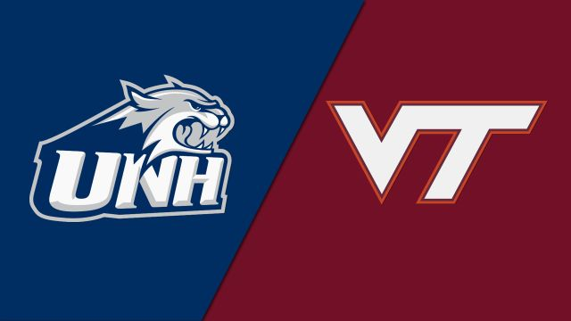 New Hampshire vs. #10 Virginia Tech (Second Round) (NCAA Men's Soccer Championship)
