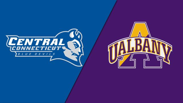 Central Connecticut vs. Albany (First Round) (Football)